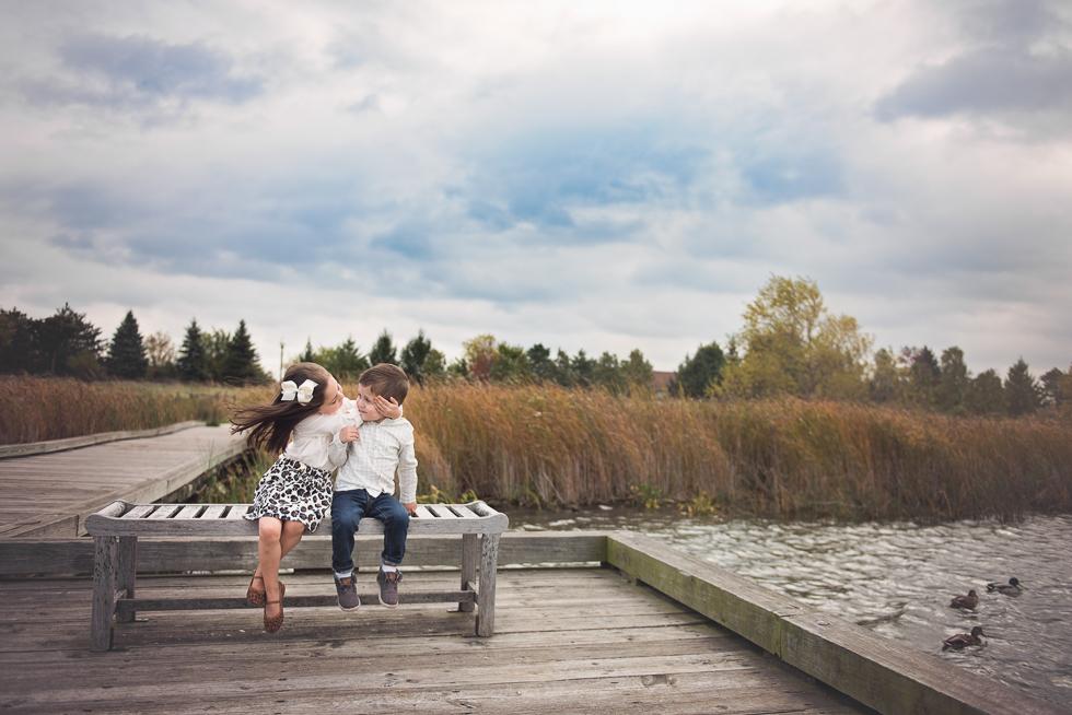 Lifestyle family photo session ideas