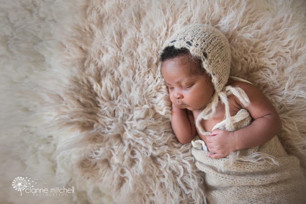 Beautiful Newborn girl photo shoot