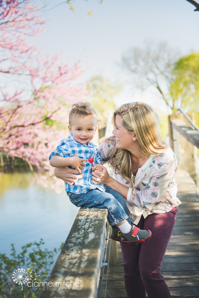 Mother and Son photo session ideas