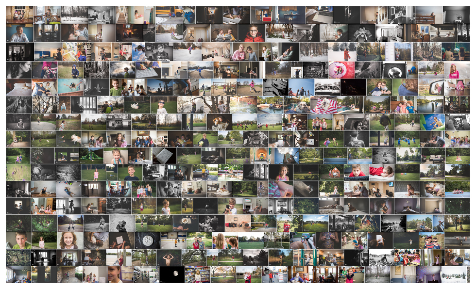 365 Photo Project with personal images